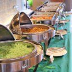 دسر و صبحانه و ناهار و شام در رستوران هتل 4 ستاره سان آیلند کوتا بالی Sun Island Hotel Spa Kuta