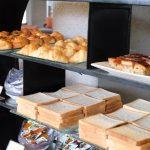 نان و شیرینی در هتل 4 ستاره سان آیلند کوتا بالی Sun Island Hotel Spa Kuta