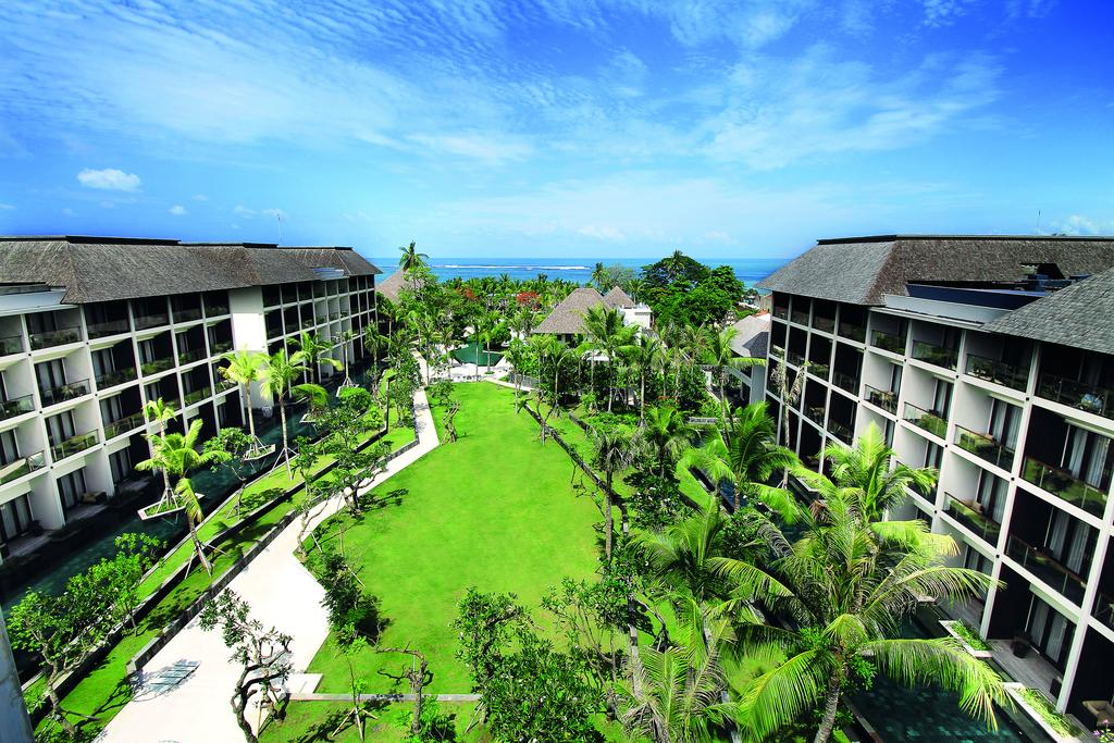 هتل آنوایا بیچ ریزورت 5 ستاره بالی Anvaya Beach Resort Bali