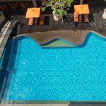استخر روباز هتل 4 ستاره سان آیلند کوتا بالی Sun Island Hotel Spa Kuta