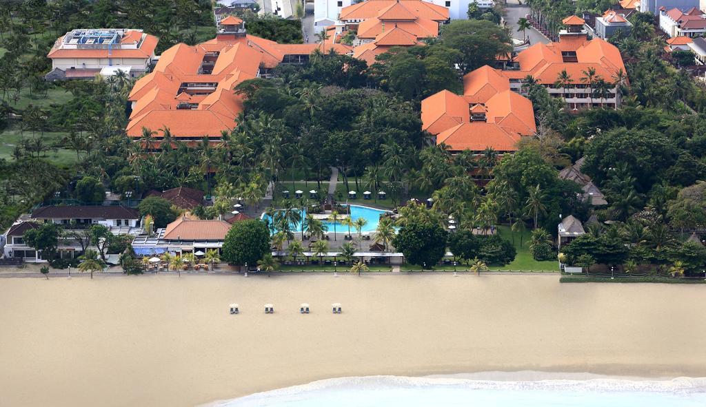 هتل 5 ستاره بینتانگ بالی Bintang Bali Resort