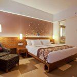 فضای اتاق های هتل 4 ستاره سان آیلند کوتا بالی Sun Island Hotel Spa Kuta