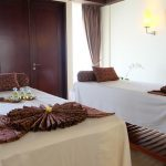 تخت ماساژ در هتل 4 ستاره سان آیلند کوتا بالی Sun Island Hotel Spa Kuta