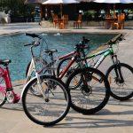 اجاره دوچرخه در هتل دیسکاوری کارتیکا بالی هتل 5 ستاره bali Discovery Kartika Plaza Hotel
