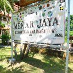 هتل Mekar Jaya Bungalows دو ستاره در بالی اندونزی