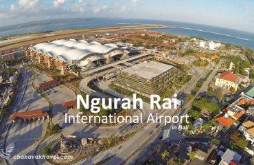 فرودگاه بین المللی انگوراه رای بالی Ngurah Rai International Airport