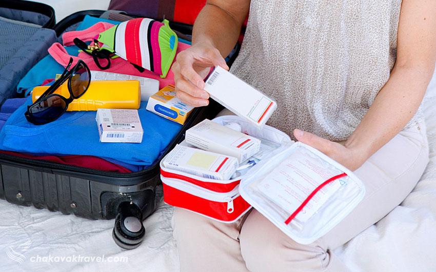 معرفی رایجترین داروهای ممنوعه در مسافرت