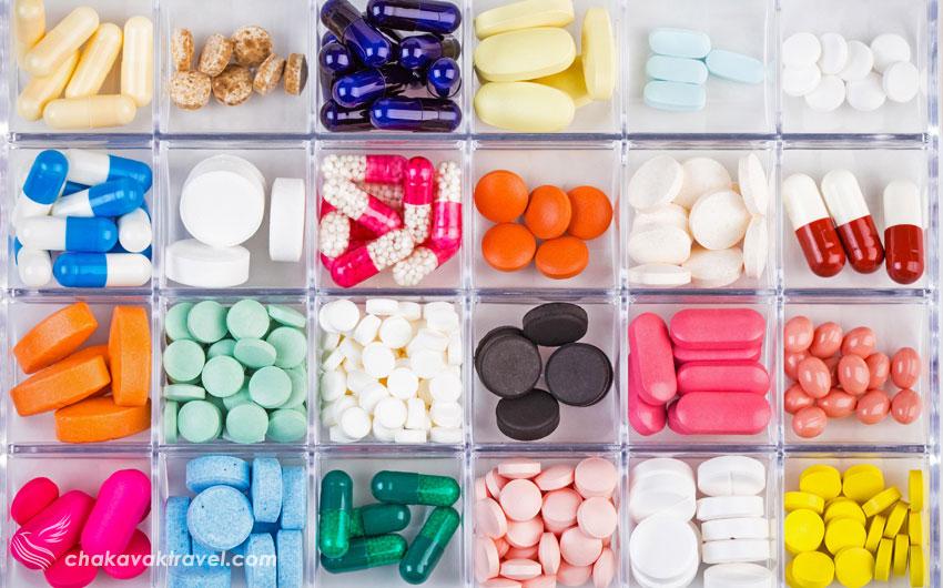معرفی رایجترین داروهای ممنوعه در مسافرت قرص های ممنوعه در پروازهای خارجی شربت های ممنوعه در پروازهای خارجی آمپول های ممنوعه در پروازهای خارجی
