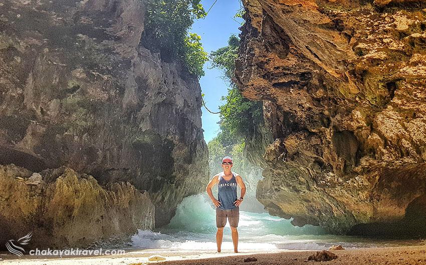 تفریحات که می توانید در ساحل آبی نشان بالی Blue Point Beach تجربه کنید