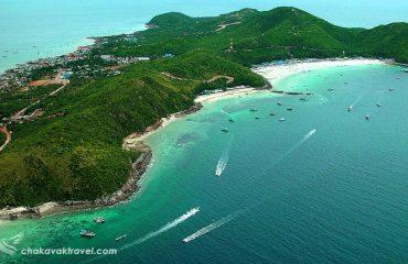 جزیره لان Koh Lan یا جزیره لارن koh larn