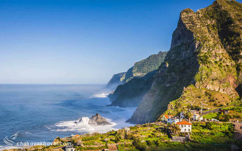 مجمع الجزایر مادیرا Madeira Islands