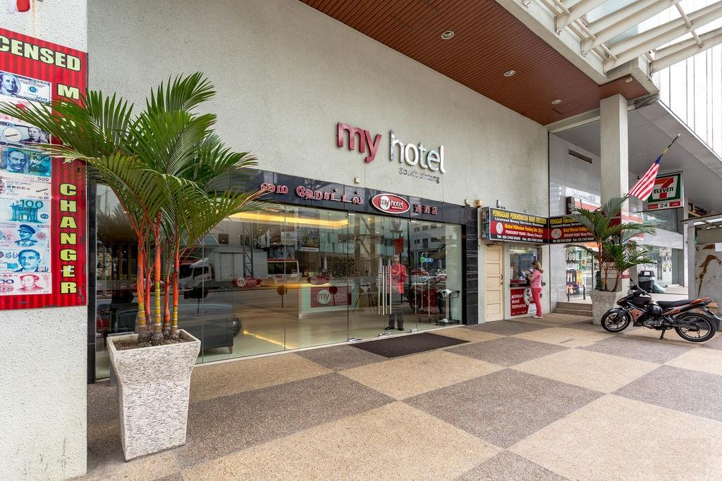مای هتل بوکیت بینتانگ 3 ستاره کوالالامپور My Hotel Bukit Bintang Kuala Lumpur