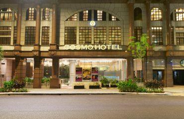 هتل کوزمو ۴ ستاره کوالالامپور Cosmo Hotel Kuala Lumpur هتل کاسمو